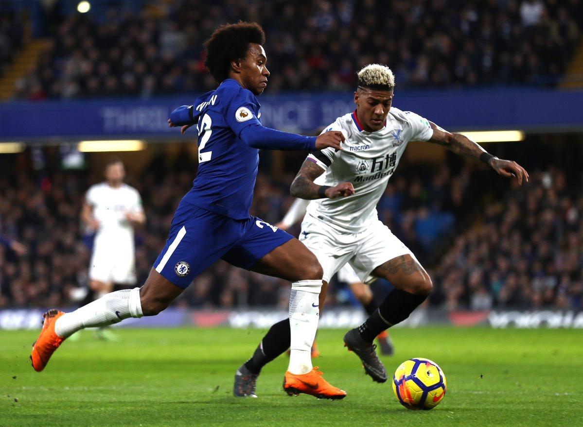 VIDEO: Chelsea 2 - 1 Crystal Palace [Premier League ...