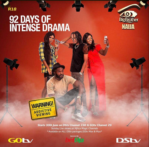 92 Days of Intense Drama Starts this Sunday! Don't miss the Season 4
